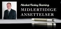 E003 – Arbeidsrett: Midlertidige ansettelser – intervju med Nicolay Skarning