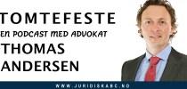 Podcast om tomtefeste