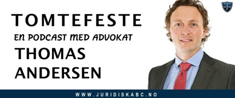 Podcast om tomtefeste