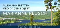 Allemannsretten - podcast med Marianne Reusch