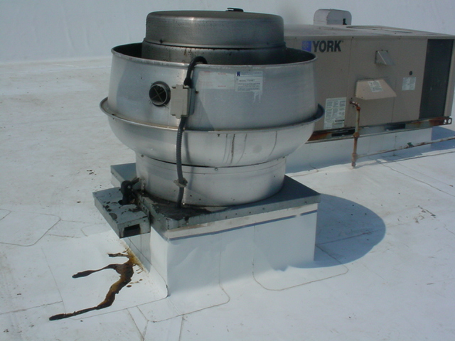 Rooftop Grease Catch Containers 4