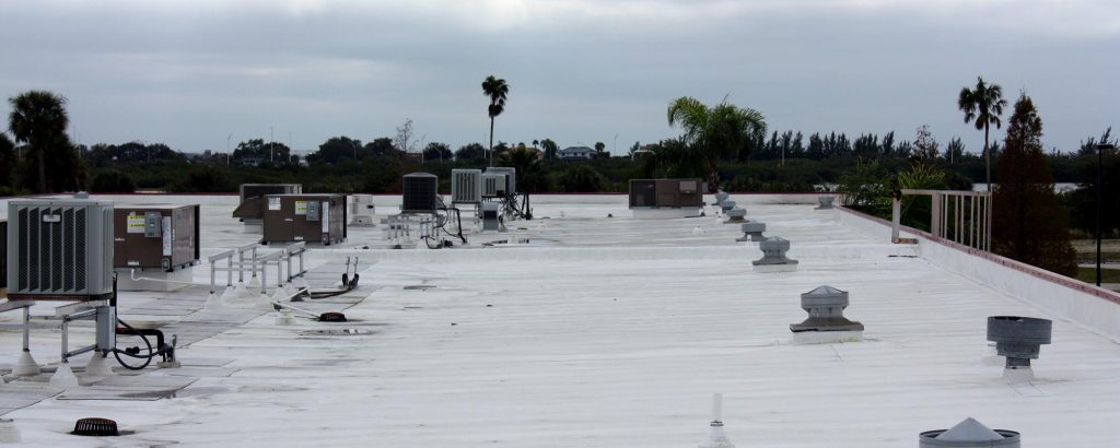Roof Drainage Issues
