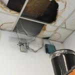 Roof Leaks Affect Bottom Line