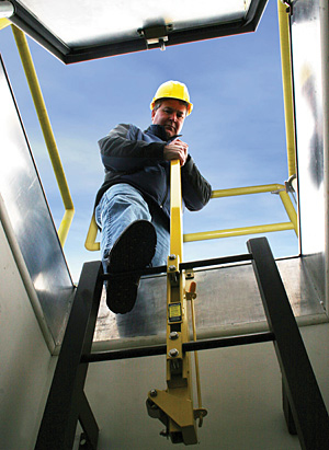 Bilco LadderUp Ladder Safety