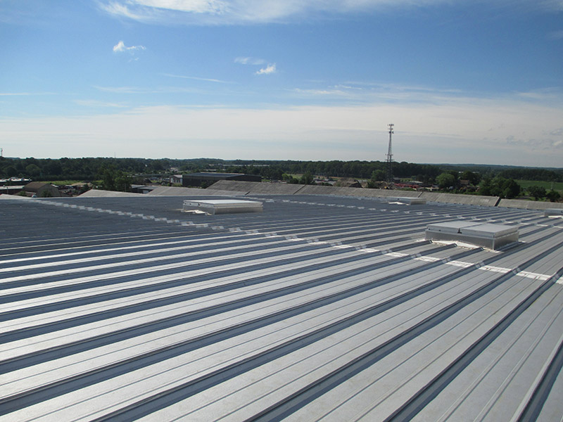 Structural Metal Roof System