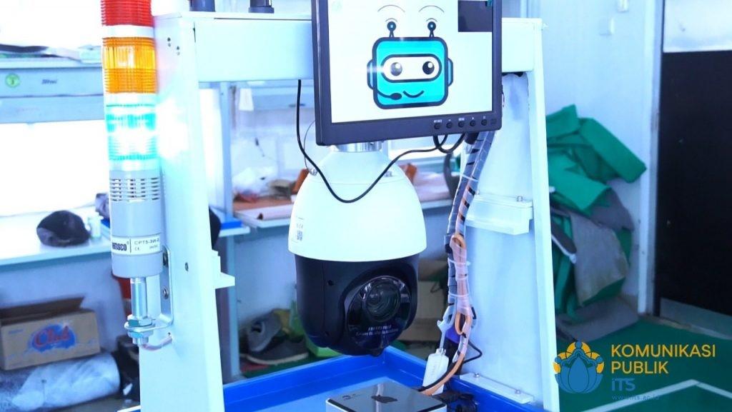 Yuk Kenalan dengan Raisa, Robot Canggih Pembantu Tenaga Medis