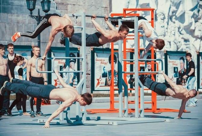 Calisthenics, Olahraga di Kala Pandemi