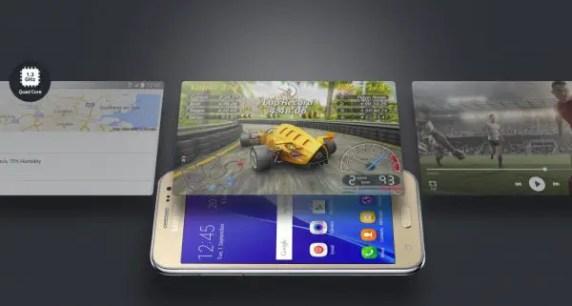 Performa Samsung Galaxy J2