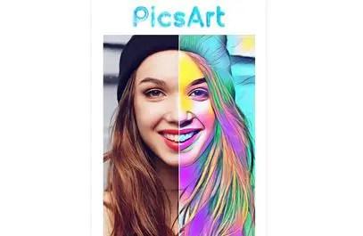 Aplikasi edit foto blur picsart
