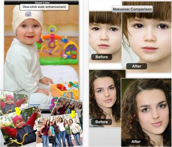 Aplikasi edit foto make up untuk Android dan iOS terpopuler makeover
