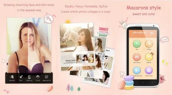 Aplikasi edit foto make up untuk Android dan iOS terpopuler photoworder