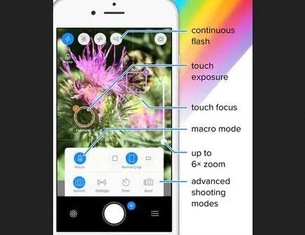 aplikasi edit foto blur camera+