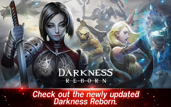 Game RPG Offline Android Terbaik Darkness Reborn