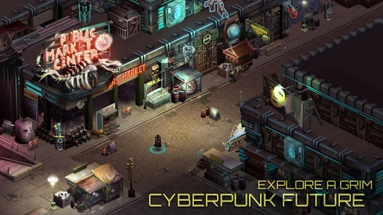 Game RPG 3D Offline Shadowrun Returns