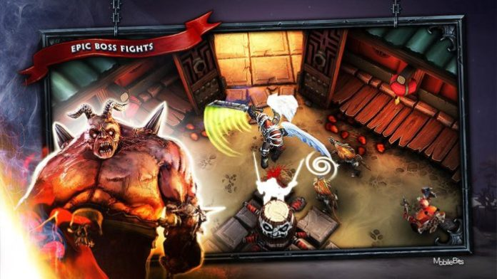 Game RPG 3D Offline SoulCraft - Action RPG