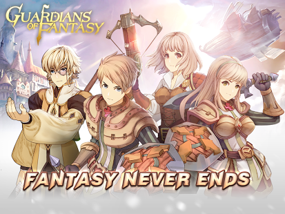 Game RPG android terbaik Guardians of Fantasy