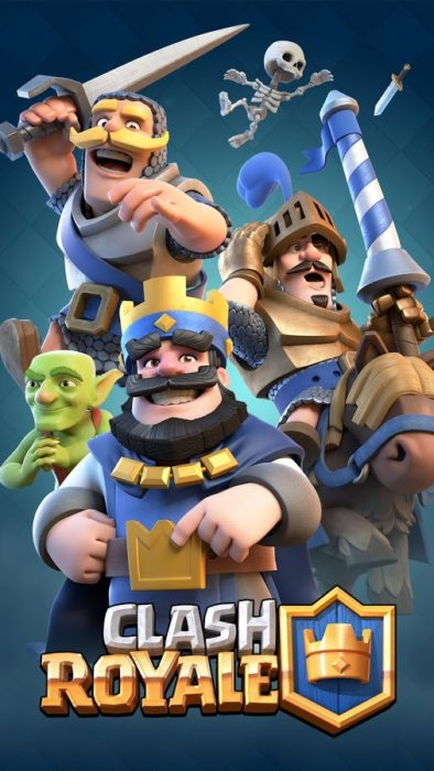 Game android gratis terbaik Clash Royale