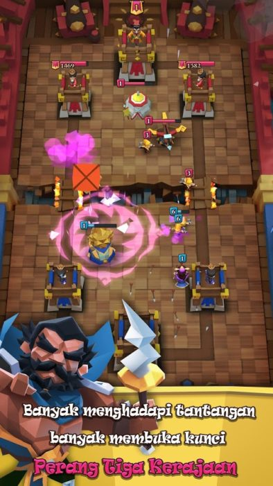 Game perang kerajaan android Perang Tiga Kerajaan