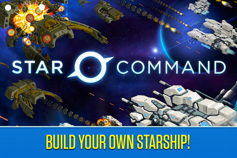 Game strategi android terbaik Star Command
