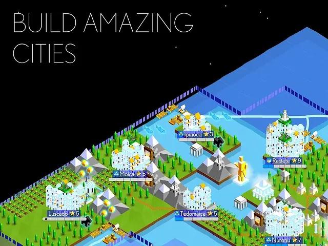 Game strategi android terbaik The Battle of Polytopia
