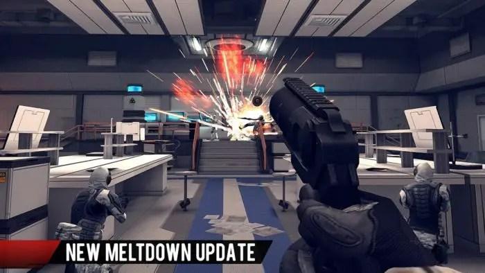 Game tembak-tembakan android terbaik Modern Combat 4