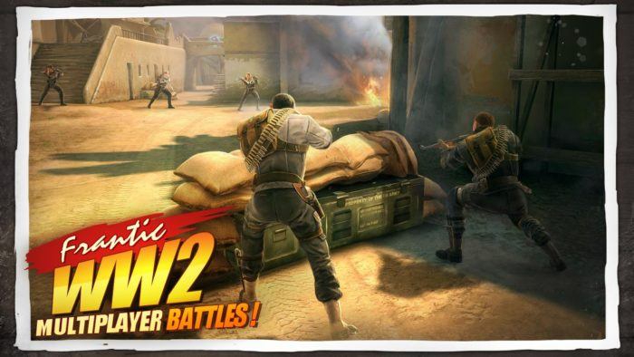game fps android terbaik offline Brother In Arms 3