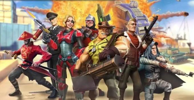 game perang android multiplayer Blitz Brigade - Online FPS fun