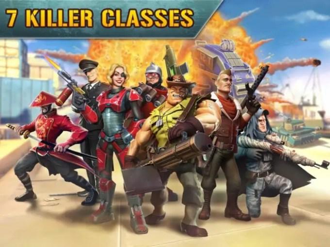 15 Game Perang Android Multiplayer Terbaik