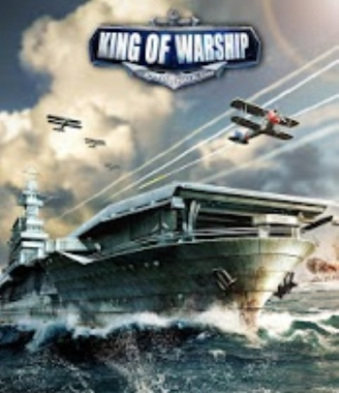 game perang kapal laut android King of Warship National Hero
