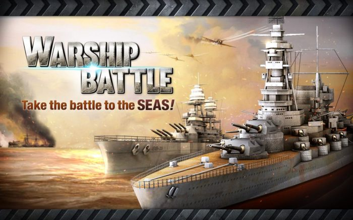 game perang kapal laut android warship battle 3d world