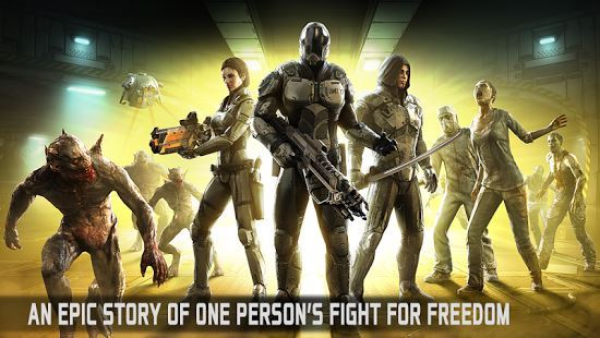 game perang zombie android Dead Effect 2