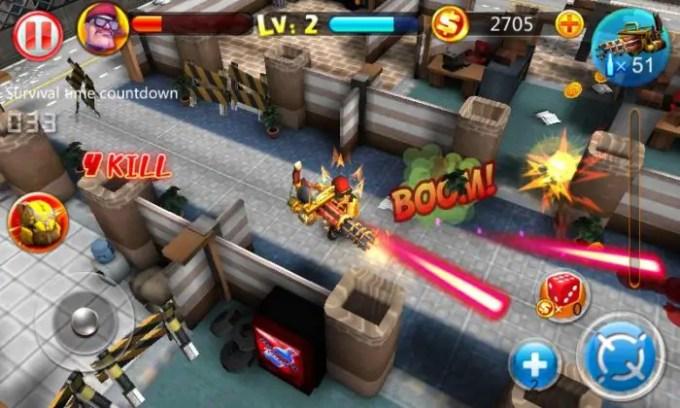 17 Game Perang Zombie Android Terbaik 3d Dengan Grafis Keren Gratis