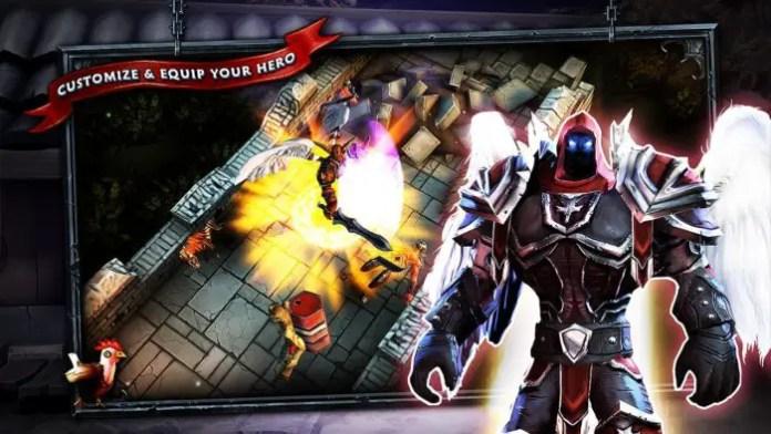 game petualangan rpg SoulCraft - Action RPG