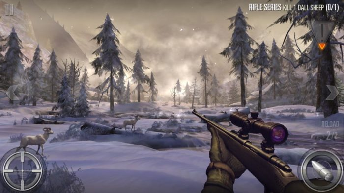 game sniper android terbaik Deer Hunter 2017