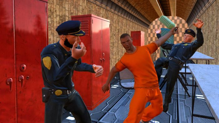 game survival android terbaik Prison Escape Survival Island