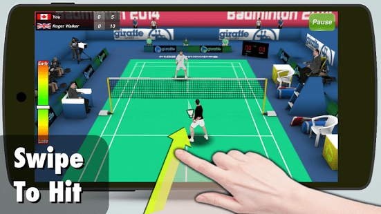 download game badminton 3D gratis