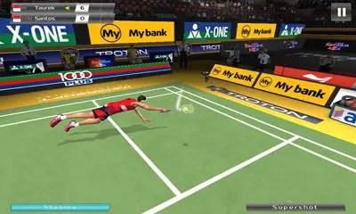 game badminton 3d