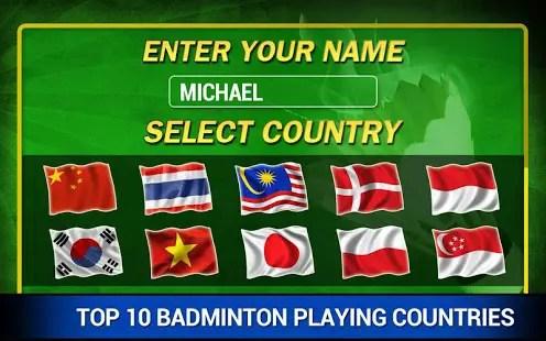 Game badminton 3d terbaik untuk android