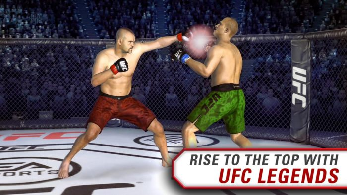 game bela diri EA SPORTS UFC