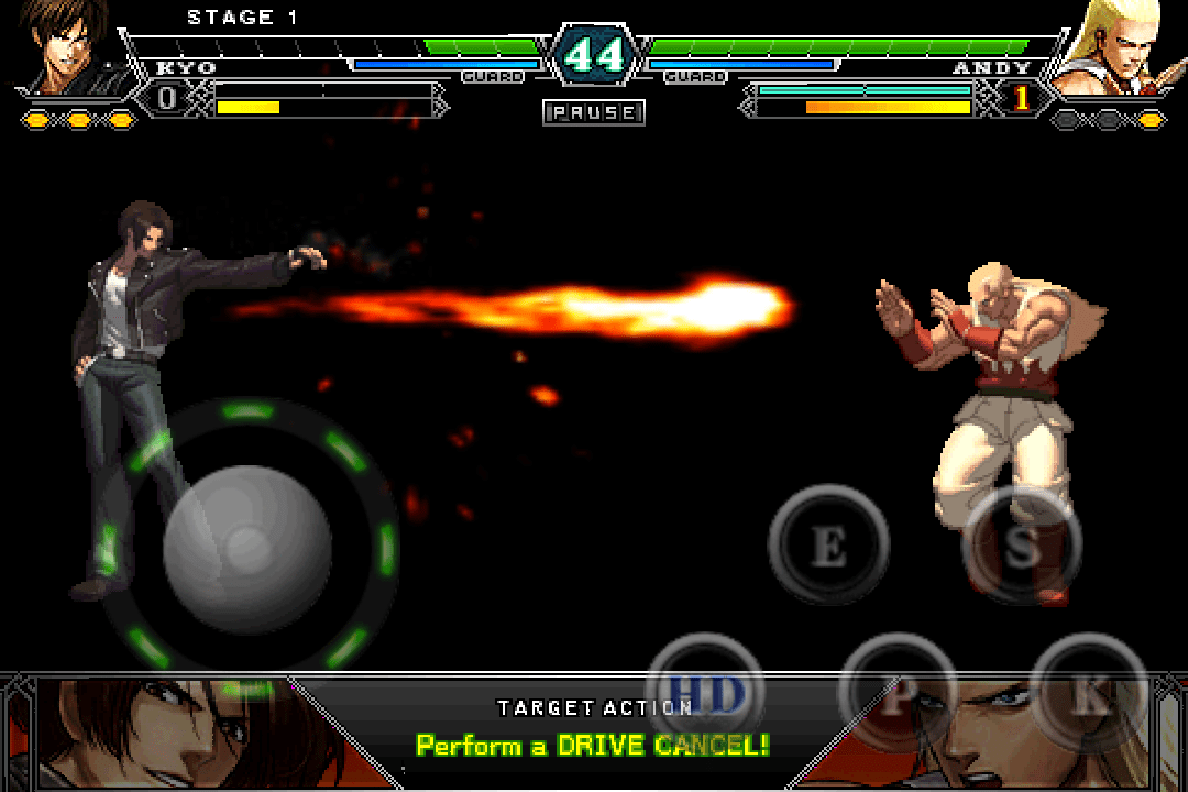 game bela diri THE KING OF FIGHTERS