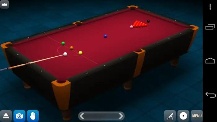 game billiard Poll Break 3D Billiard Snooker