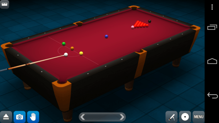 game billiard Poll Break 3D Billiard Snooker