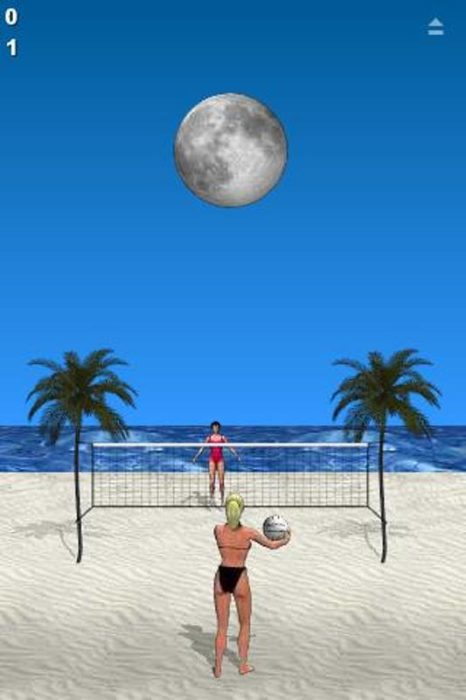Game Bola Voli Android Terbaik Gratis Beach Volleyball Lite