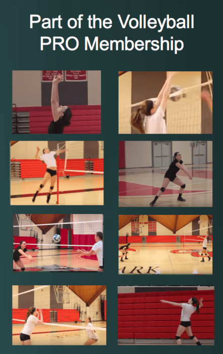 Game Bola Voli Android Terbaik Gratis Volleyball Training