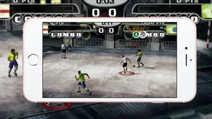 game futsal 2