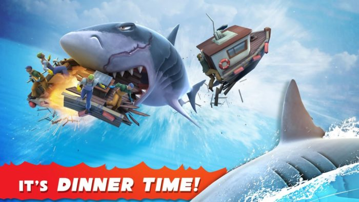 game ikan Hungry Shark 2