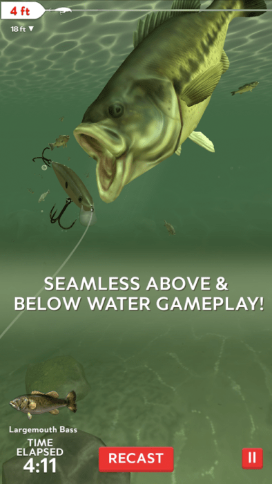 game ikan Rapala Fishing-Daily Catch