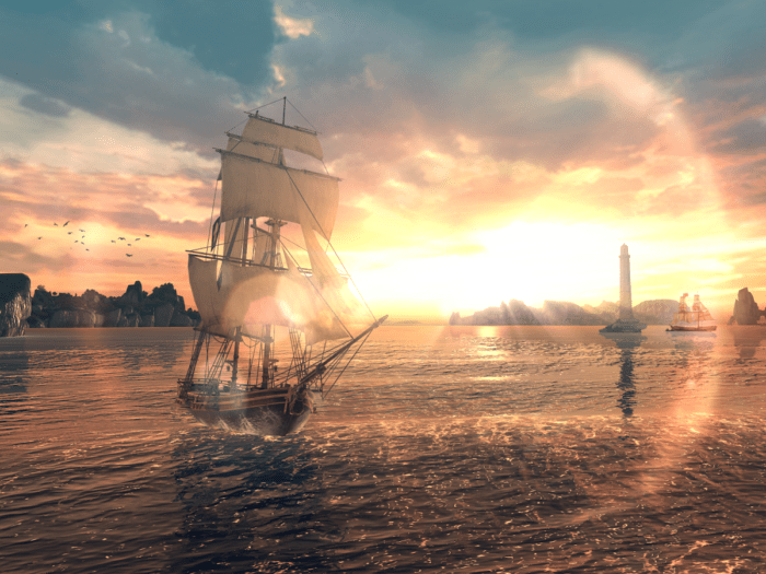 game keren Assasin's Creed Pirates