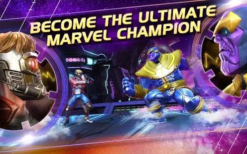 game petarungan Marvel Contest Of Champions