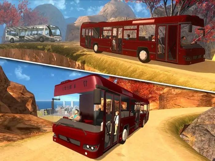 game bus pariwisata 1